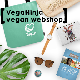 VegaNinja vegán webshop