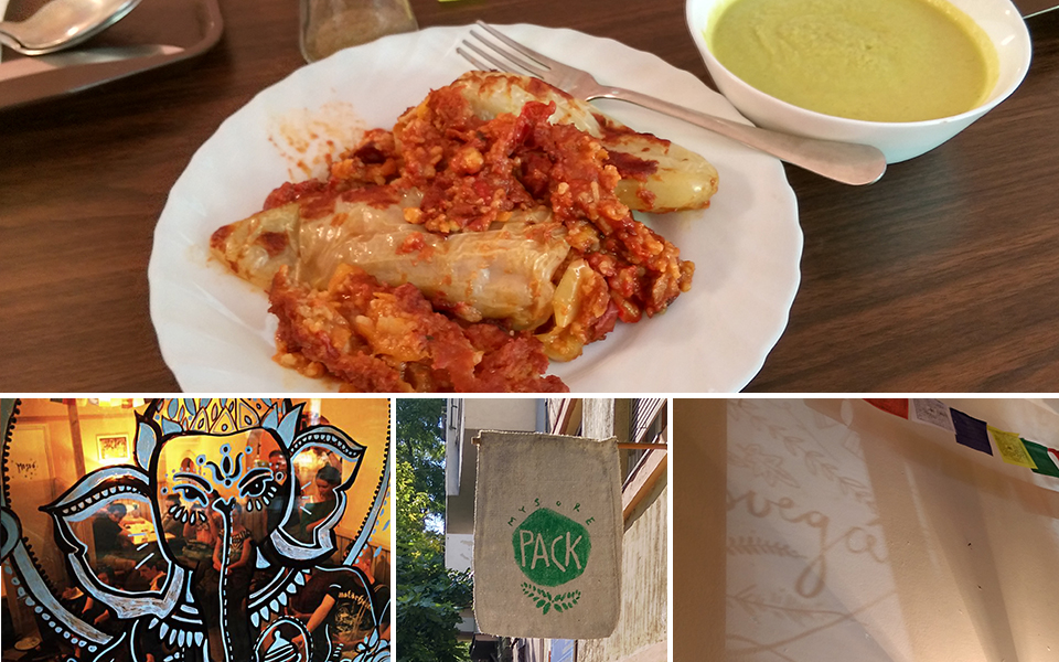 Mysore Pack vegán és nyers vegán étterem