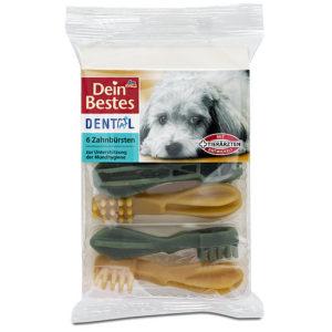 Dein Bestes vegetáriánus kutyafogkefe