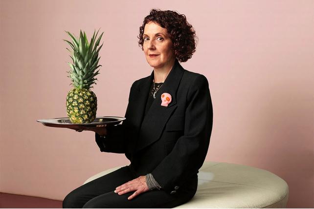 Dr. Carmen Hijosa, a Piñatex feltalálója