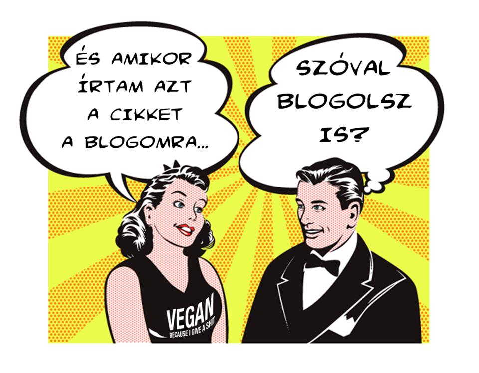 vegán blogok