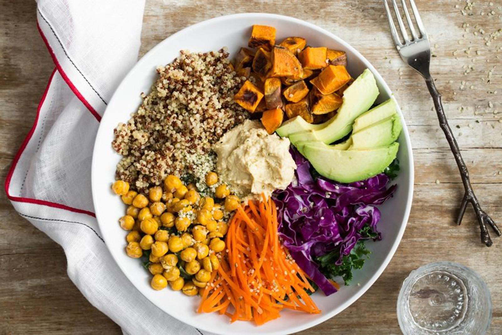 a növényi étrend és a fehérjék