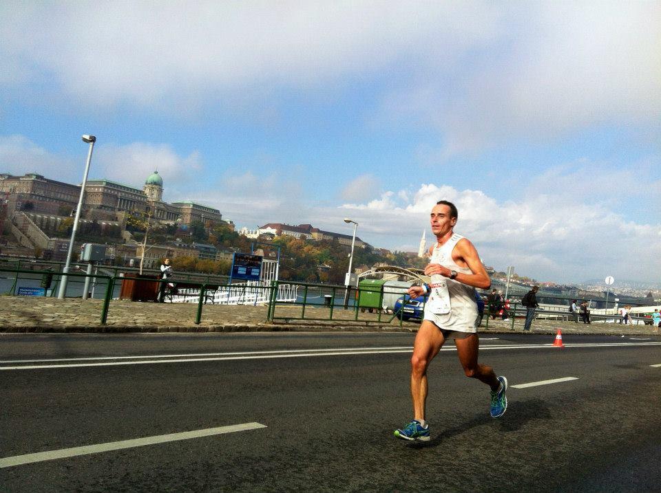 Beda Szabolcs, vegán maratonista