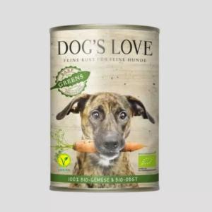 dog's love vegán kutyakaja