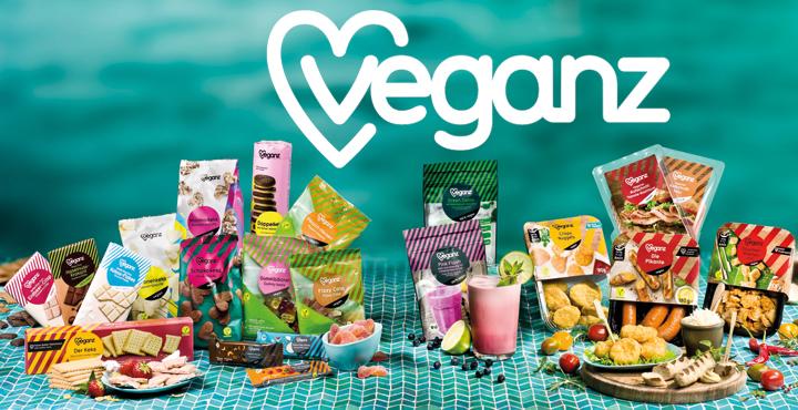 Veganz termékek a Sparban és Intersparban!