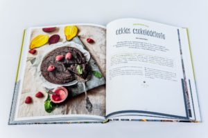 Vegán receptkönyvek a VegaNinja webshopban